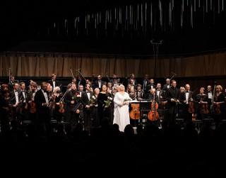 Ar draugiem uz skatuves un zālē izskanējis Andrejam Žagaram veltīts  opermūzikas koncerts