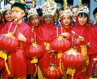 Ķīniešu ticējumi, sagaidot Jauno gadu