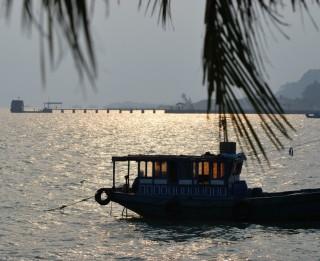 Vjetnama - Halong Bay. I daļa