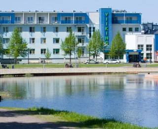 Mākslīgās alas un peldes Nāves jūras ūdeņos. SPA jaunumi Igaunijā