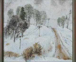 Jāzepa Pīgožņa balvai Latvijas ainavu glezniecībā iesniegti vairāk nekā 130 mākslas darbi