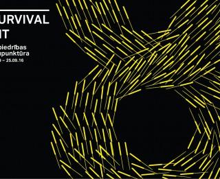"""Laikmetīgās mākslas festivāls """"Survival Kit 8"""" pievērsīsies sabiedrības akupunktūrai"""