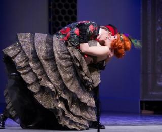 Uzsākta biļešu tirdzniecība uz operetes Balle Savojā vienīgo izrādi Rīgā, 9.aprīlī