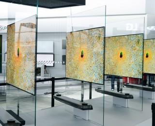LG pārsteidz ar savu labāko OLED televizoru