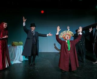 Valmieras teātris novembrī viesosies Mihaila Čehova Rīgas Krievu  teātrī