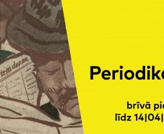 Portāls Periodika.lv – brīvā piekļuvē līdz aprīlim