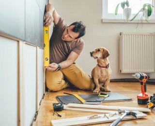 Desmit populārākās kļūdas, veicot iekšdarbu remontu