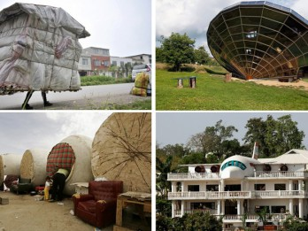 18 pasaules neparastākās mājas