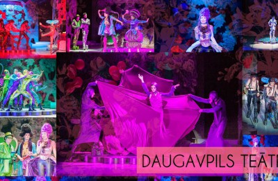 Daugavpils teātra sezonas turpinājumā gaidāmi intriģējoši eksperimenti