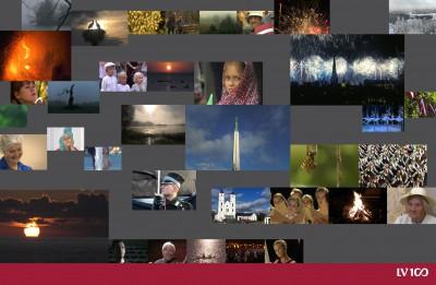"""'Režisores Dzintras Gekas dokumentālās filmas  """"Katra diena simtgadē. Gadalaiki"""" pirmizrāde"""