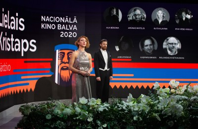 """Sadalītas Nacionālās kino balvas """"Lielais Kristaps 2020"""""""