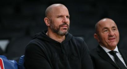 """""""Mavericks"""" apstiprina Kidu galvenā trenera amatā"""