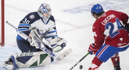Šilovs debitē AHL, Kivleniekam pirmā spēle sezonā, Ansonam vārti Kvebekas līgā