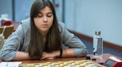 Seškārtējā Latvijas čempione Česnokova izcīna 7. vietu pasaulē