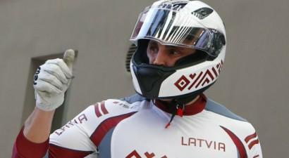 Olimpiskais čempions Oskars Melbārdis pieliek punktu sportista karjerai