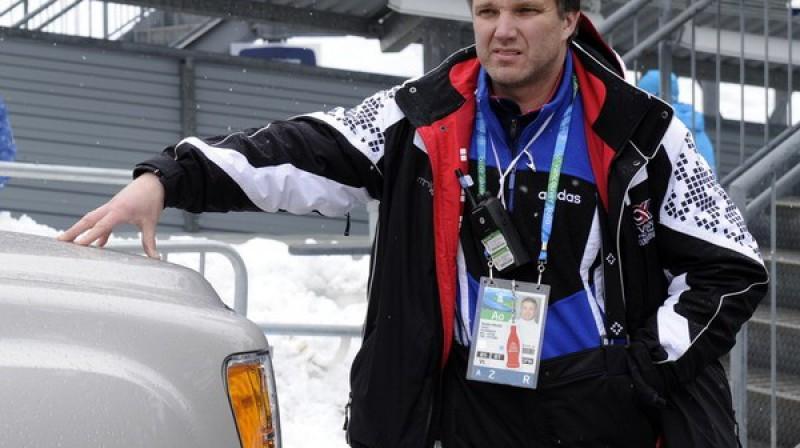 Sandis Prūsis  Foto: Romāns Kokšarovs, Sporta Avīze, f64