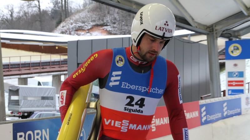 Artūrs Dārznieks. Foto: Sandra Škutāne