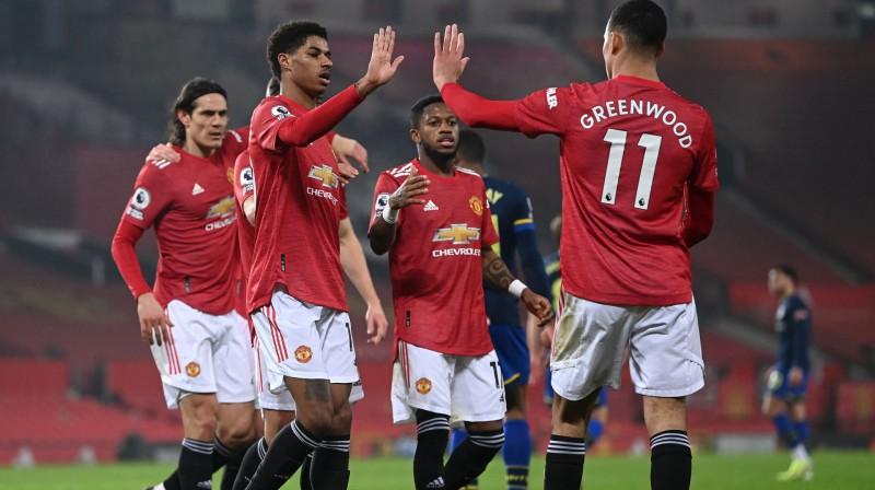 """Manchester United"". Foto: AFP/Scanpix"