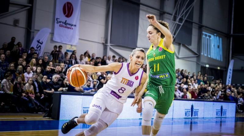 Gunta Baško. Foto: FIBA