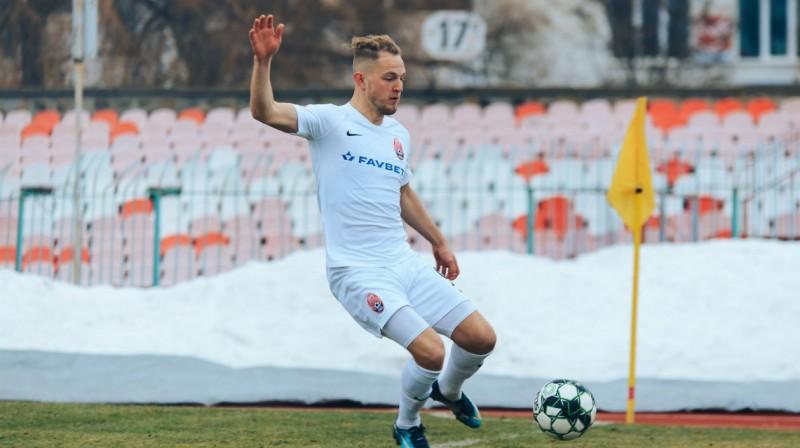 Andrejs Cigaņiks. Foto: zarya-lugansk.com