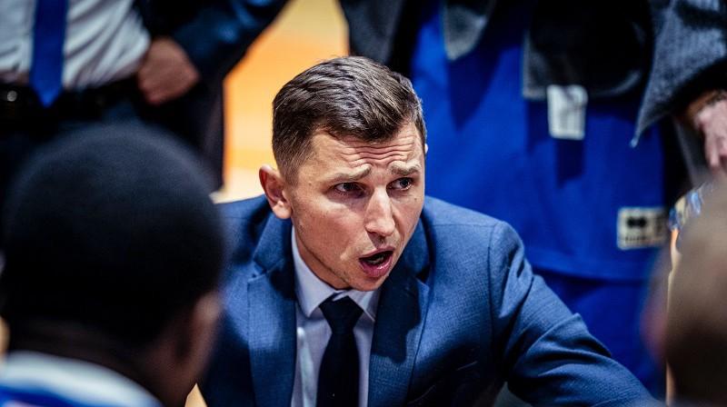 Nikolajs Mazurs. Foto: Basket.lv