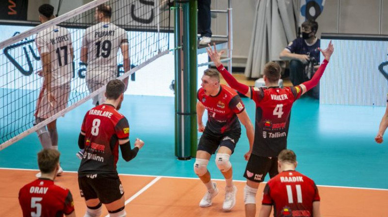 Foto: Gertrud Alatare Photography/Volley.ee