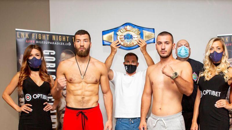 Foto: Boriss Simsons/LNK Boxing