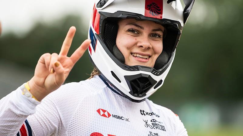 Betānija Šrīvere Foto: swpix_cycling