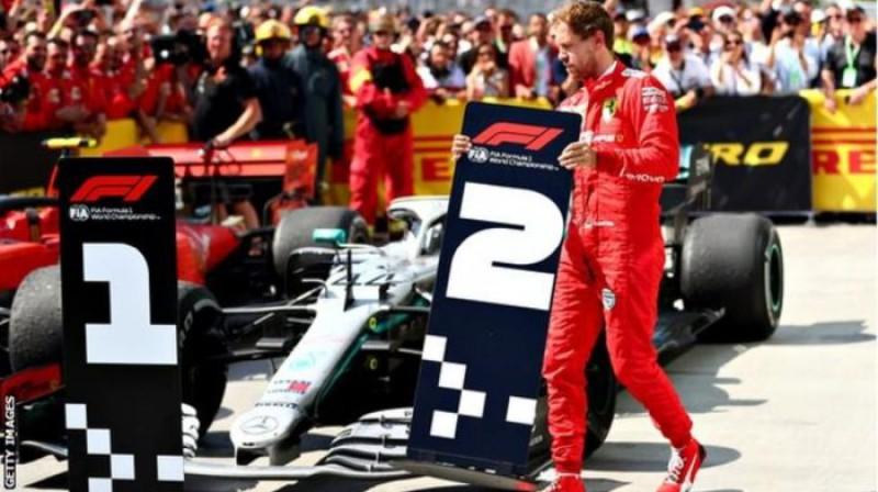 Fetels pēc 2019. gada Kanādas posma finiša. Foto: Motorsport.com