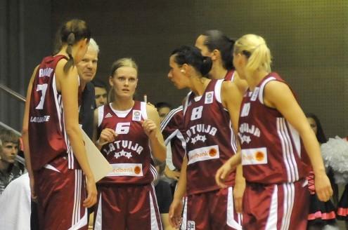 """""""Sporta studijā"""" – par EČ basketbolā sievietēm"""