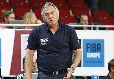 Grieķijas izlases treneris paredz grūtu cīņu par ceļazīmi uz PČ