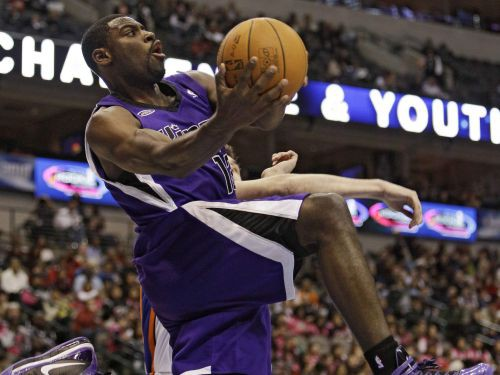 Gada NBA debitants - Tairīks Evanss