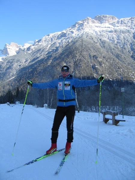 Slēpotājam Paipalam pieticīgs starts Alpu kausā Austrijā