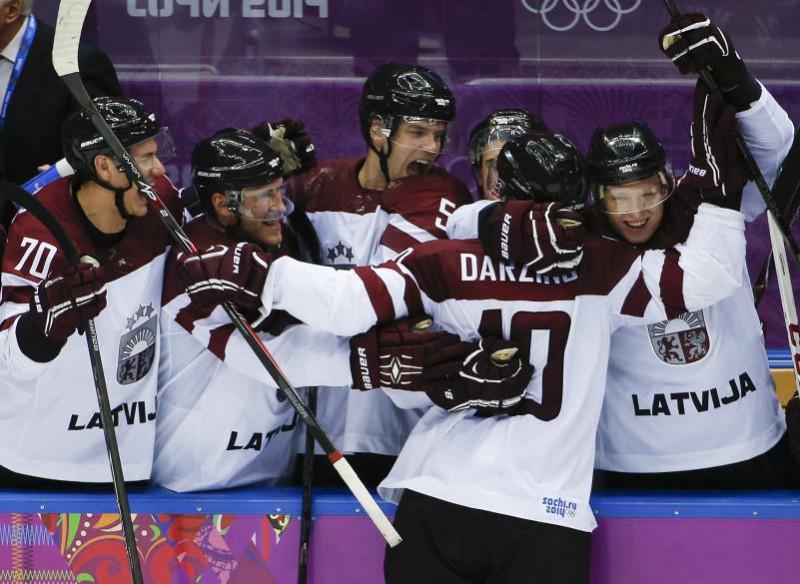 Latvijas izlase pasaules čempionātos