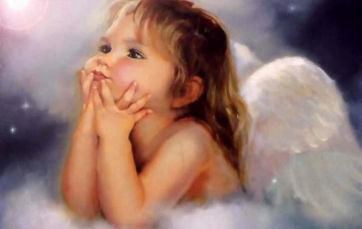 Katrai dienai ir savs eņģelis, kuram lūgt palīdzību