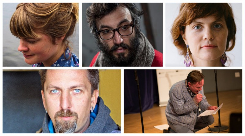 """Latviešu dzejnieki uzstāsies prestižajā literatūras un mākslas festivālā """"Hay"""" Lielbritānijā"""