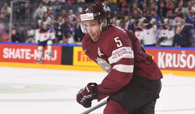 Sprukts nepalīdzēs Latvijas izlasei pasaules čempionātā Dānijā