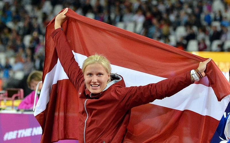 Par Rīgas labākajiem sportistiem šogad atzīti Ostapenko, Briedis un Dadzīte
