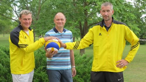 Ozolniekos būs volejbola komanda Latvijas Nacionālajā līgā