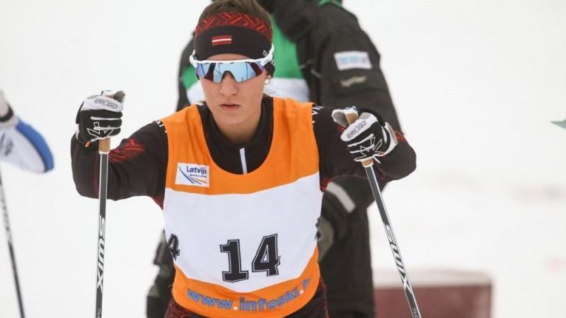 Auziņa un Vīgants uzvar Latvijas čempionātā sprintā brīvajā stilā