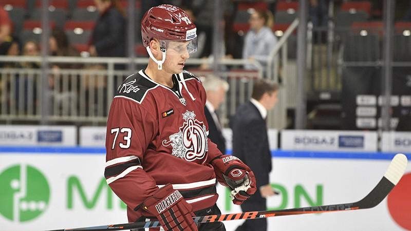 """Bārtulis: """"Nezinu, vai no Rīgas """"Dinamo"""" ir kāds mīnuss Latvijas hokejam"""""""