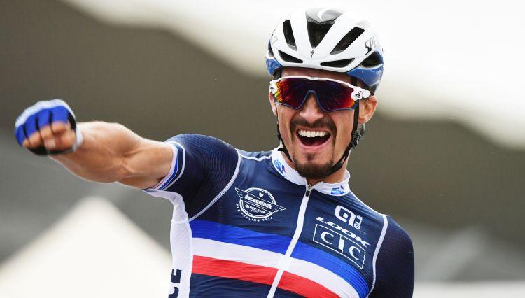 Pēc 23 gadiem Francijai pasaules čempions riteņbraukšanā, Skujiņš 29. vietā