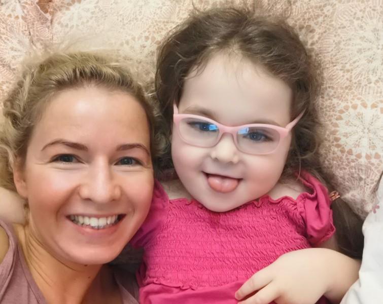 Palīdzēsim četrgadīgajai Martai