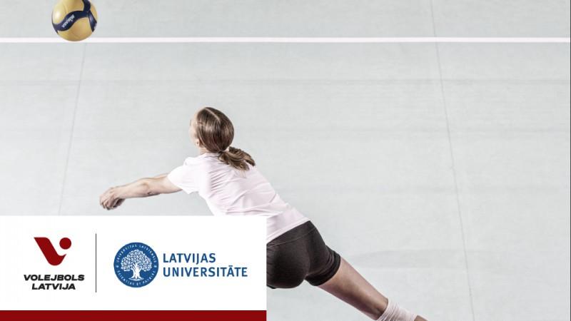Basketbola, volejbola un florbola federācijas panāk vienošanos ar Latvijas Universitāti