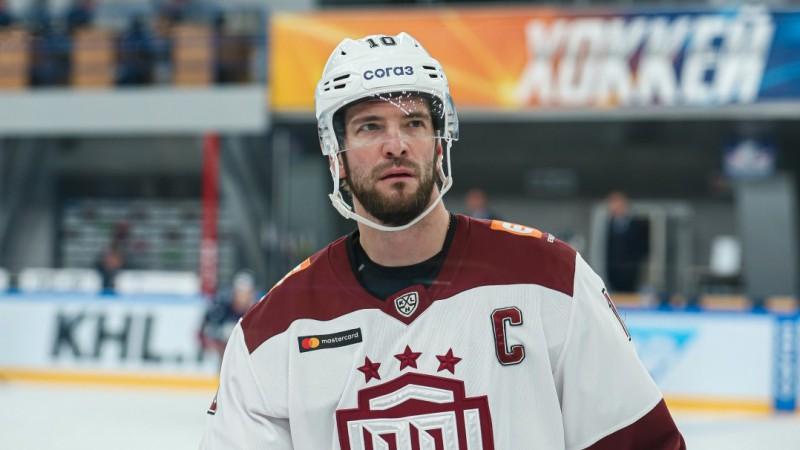 """KHL pastarītis """"Dinamo"""" tiksies ar līgas līdervienību """"Ak Bars"""""""
