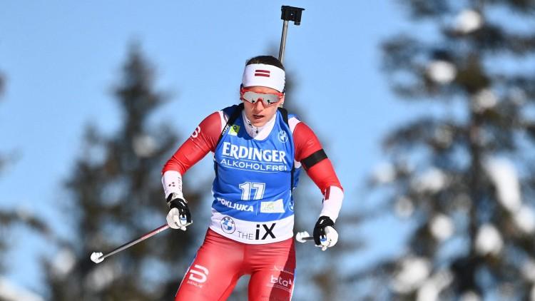 Bendika pēdējā stafetes posmā paceļ Latviju uz 14. vietu