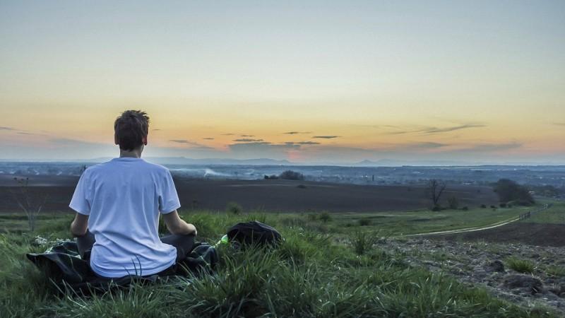 Iekšējais miers: 8 to cilvēku iezīmes, kuriem tas piemīt