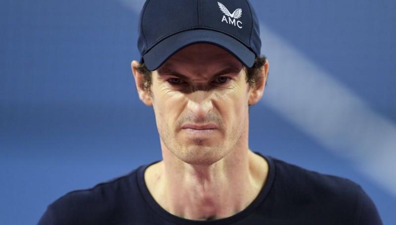 """Uz """"Australian Open"""" netikušais Marejs Francijā zaudē sezonas pirmajā ATP mačā"""
