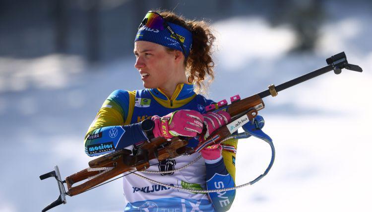 Norvēģija dāmu stafetē nenotur pārsvaru, Zviedrija finišā apsteidz Baltkrieviju