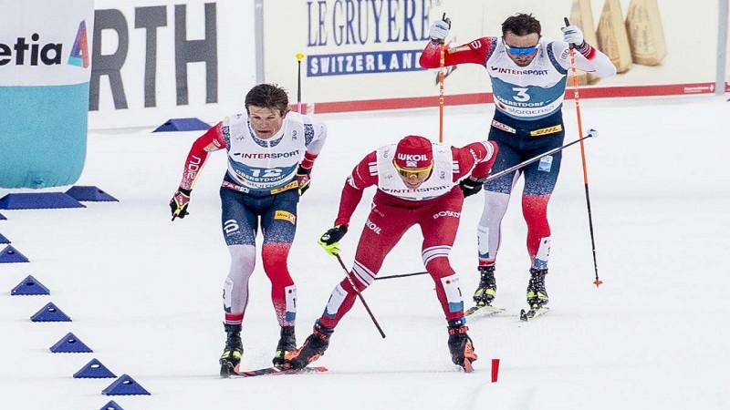 """Norvēģi: """"Boļšunovs speciāli brauca virsū Klēbo""""; arī citi aizstāv Klēbo"""